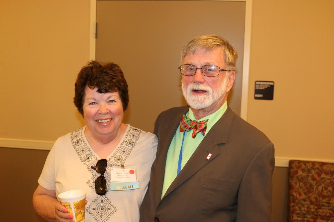 Pastor Ken and Dianne